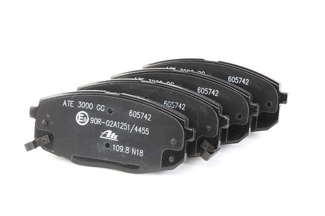 ATE Bremsbeläge Bremsklötze vorne für Hyundai i30 Kia Ceed //// 13.0460-5742.2
