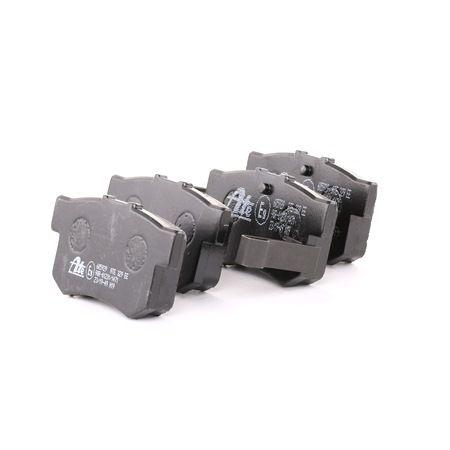 ATE: Original Bremsenteile 13.0460-5929.2 (Höhe: 47,1mm, Breite: 88,9mm, Dicke/Stärke: 15,0mm)