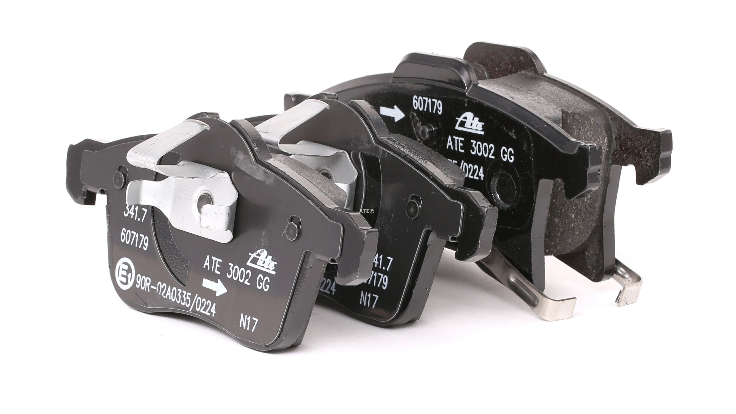 Комплект спирачно феродо, дискови спирачки 13.0460-7179.2 за OPEL ASTRA на ниска цена — купете сега!