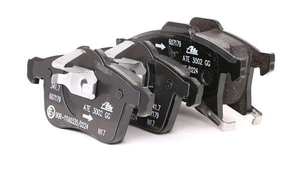 Bremseklodser ATE 13.0460-7179.2 med en rabat — køb nu!