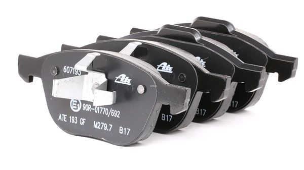 Brake Pad Set, disc brake 13.0460-7193.2 for MAZDA 3 at a discount — buy now!