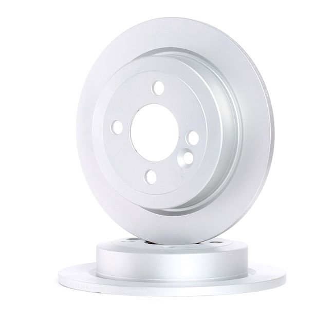 410271 ATE Voll, beschichtet Ø: 259,0mm, Lochanzahl: 4, Bremsscheibendicke: 10,0mm Bremsscheibe 24.0110-0271.1 günstig kaufen