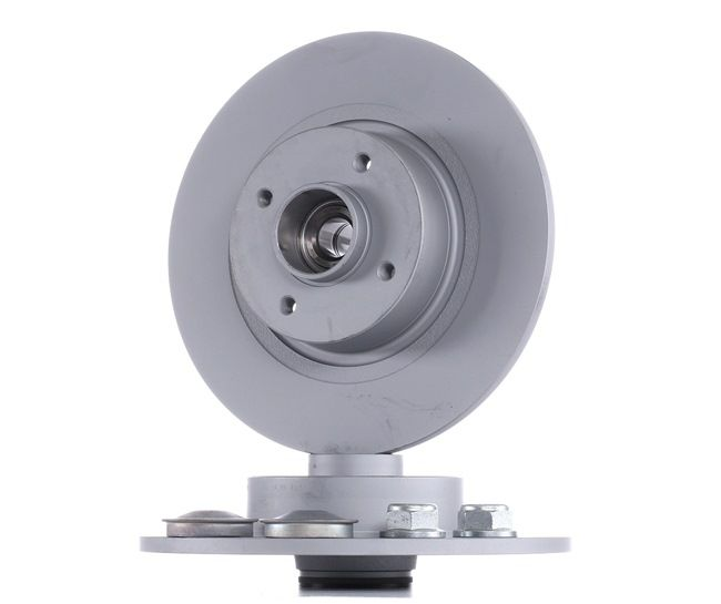 410325 ATE Voll, beschichtet, mit Lager, mit ABS-Sensorring Ø: 270,0mm, Lochanzahl: 4, Bremsscheibendicke: 10,0mm Bremsscheibe 24.0110-0325.2 günstig kaufen