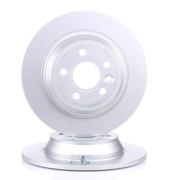 Original Комплект спирачни дискове 24.0111-0145.1 Форд
