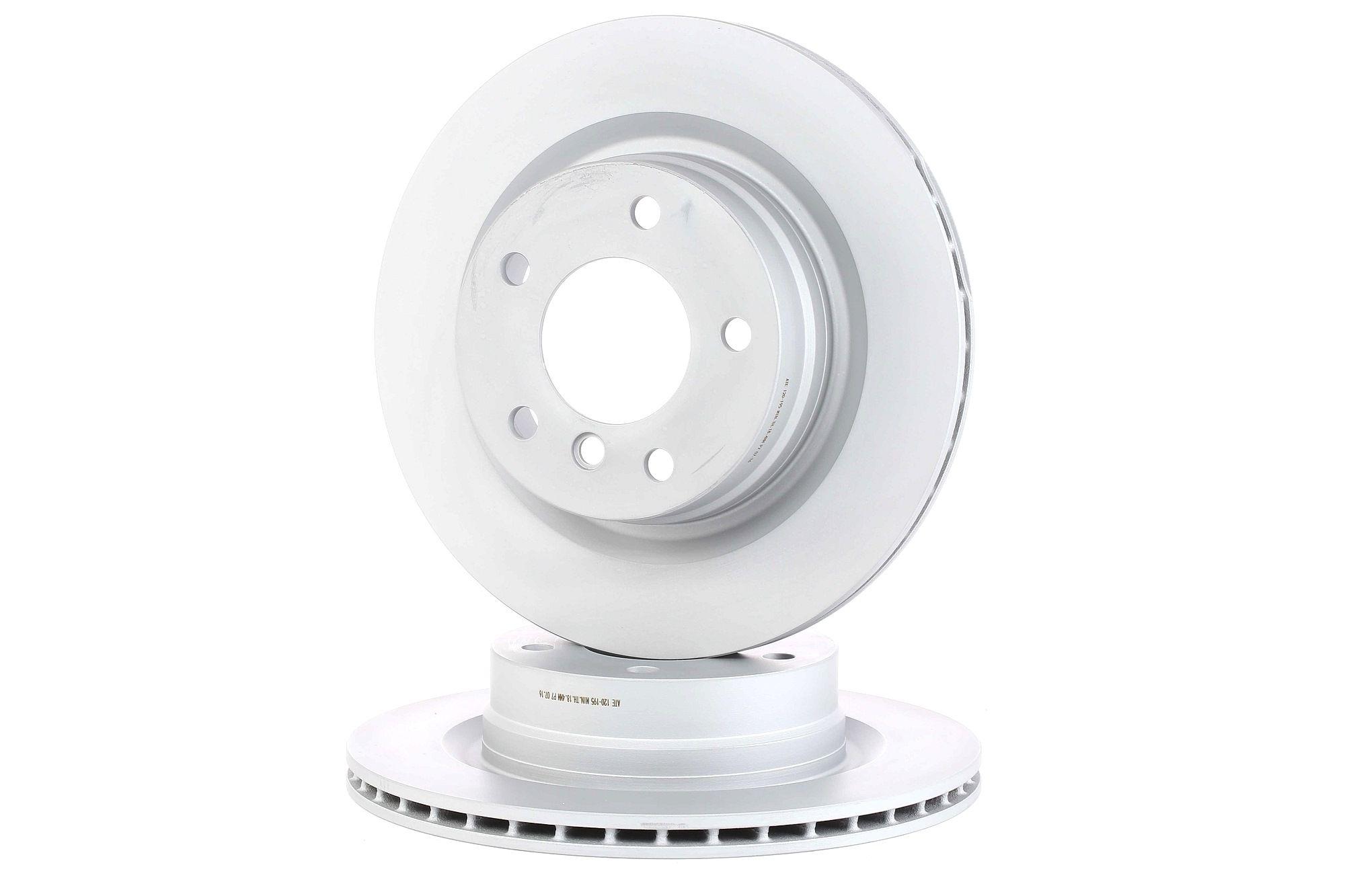 ATE: Original Tuning 24.0120-0195.1 (Ø: 300,0mm, Lochanzahl: 5, Bremsscheibendicke: 20,0mm)