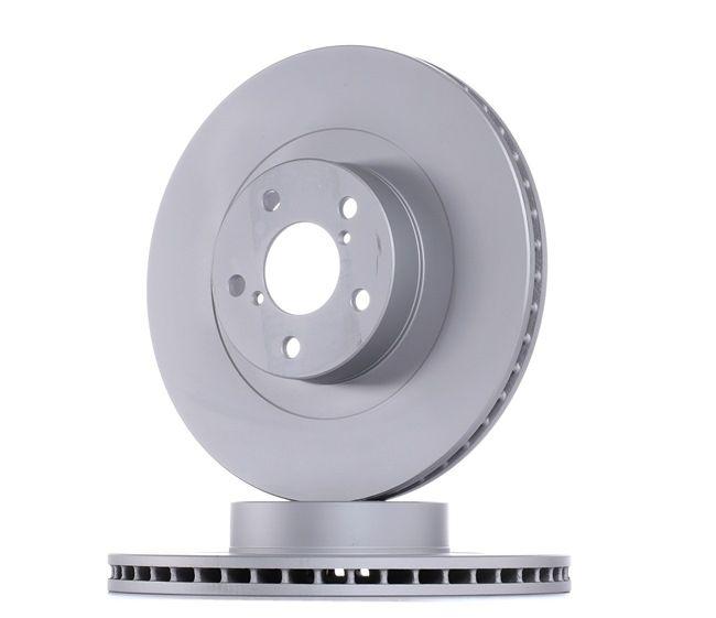 ATE Brake Disc 24.0124-0196.1