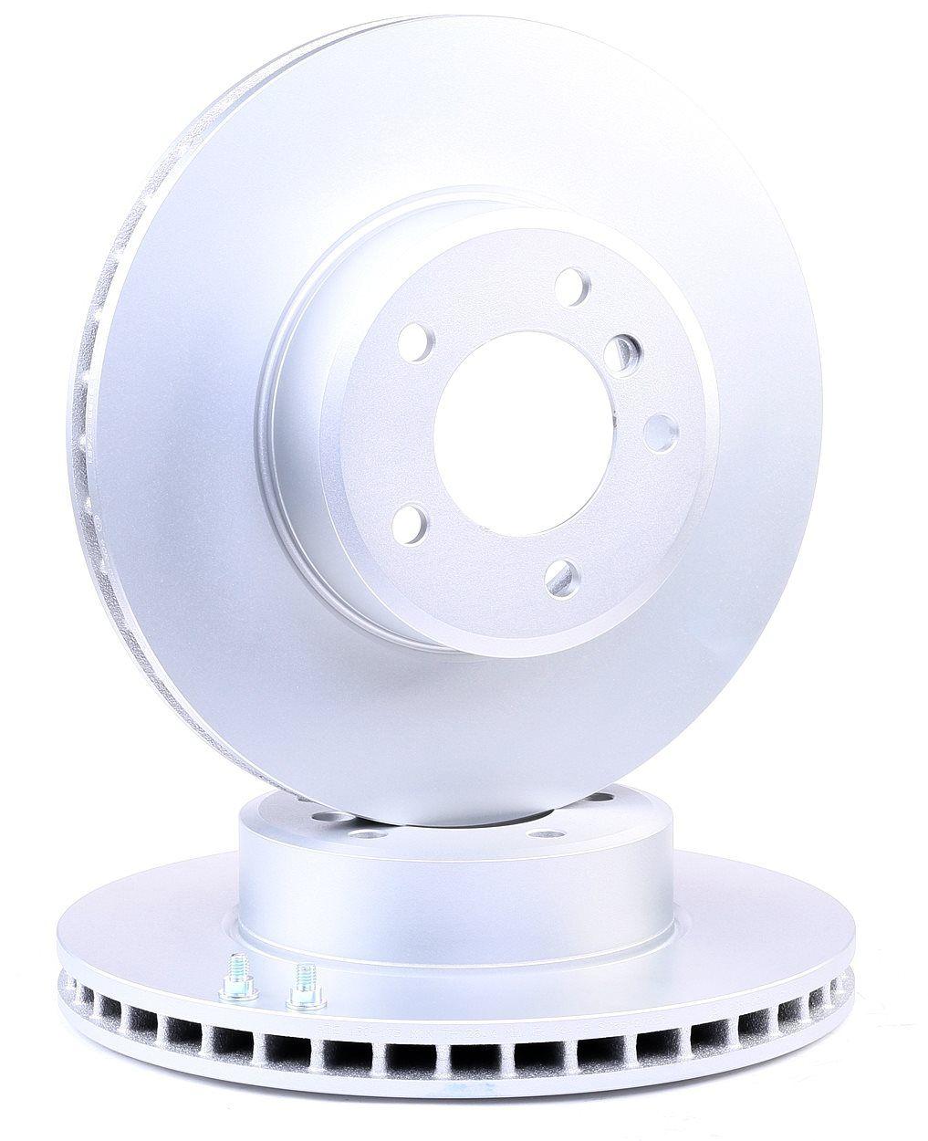 Origine Disque ATE 24.0130-0173.1 (Ø: 324,0mm, Nbre de trous: 5, Épaisseur du disque de frein: 30,0mm)