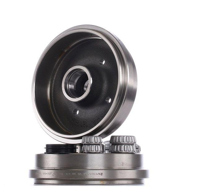 Audi 50 Kfz-Teile und Tuning-Teile: Bremstrommel 24.0218-0707.2 zum Tiefstpreis!