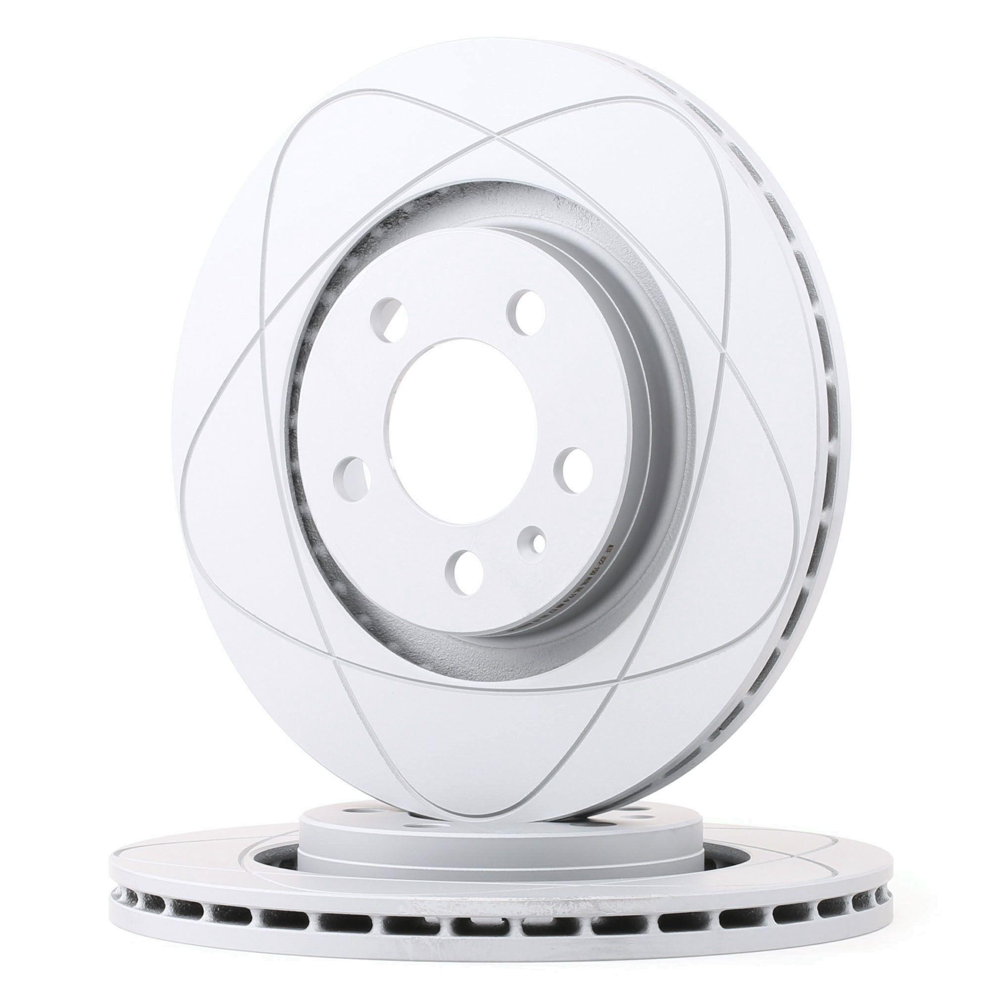Achetez Disque de frein ATE 24.0322-0150.1 (Ø: 280,0mm, Nbre de trous: 5, Épaisseur du disque de frein: 22,0mm) à un rapport qualité-prix exceptionnel