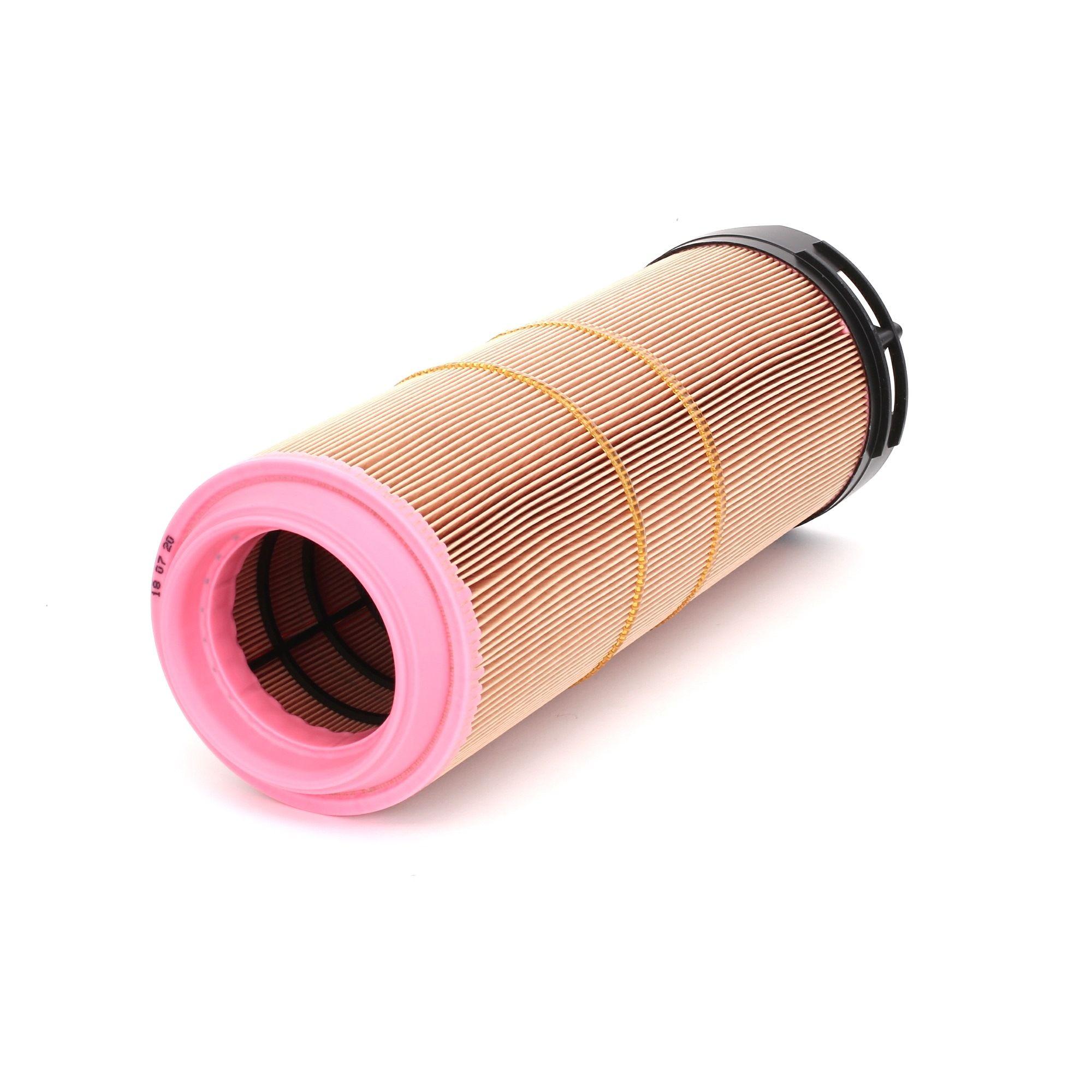 Купете C 12 133 MANN-FILTER вложка на филтър височина: 335мм Въздушен филтър C 12 133 евтино