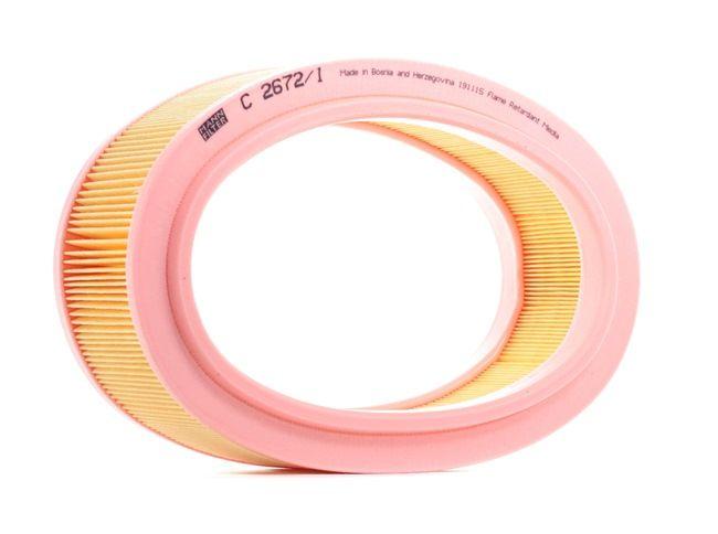 MANN-FILTER Luftfilter C 2672/1