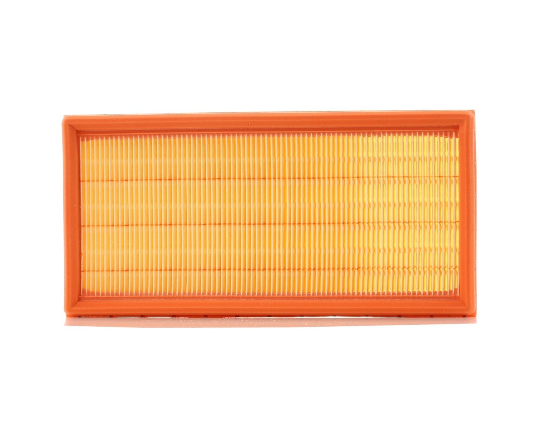 Achetez Filtre à air MANN-FILTER C 2860 (Longueur: 273mm, Longueur: 273mm, Largeur: 134mm, Hauteur: 42mm) à un rapport qualité-prix exceptionnel