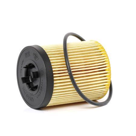 MANN-FILTER Ölfilter HU 611/1 x
