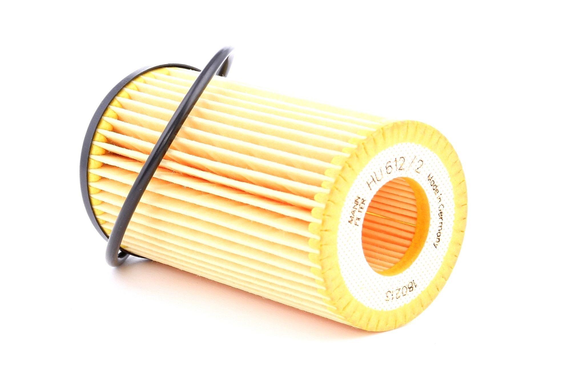 Olejový filter HU 612/2 x OPEL TIGRA v zľave – kupujte hneď!