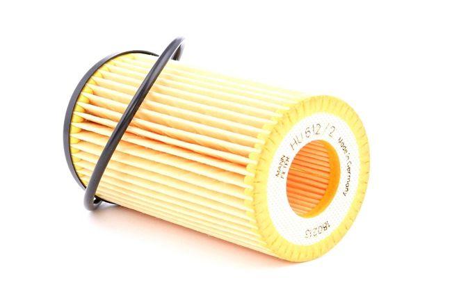 Original ALFA ROMEO Oil filter HU 612/2 x