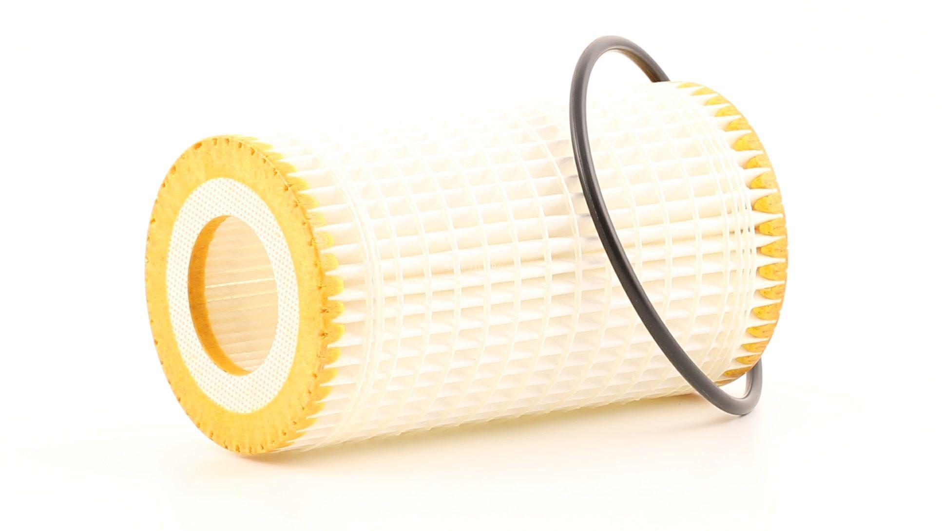 Comprare HU 718/5 x MANN-FILTER con guarnizioni Diametro interno: 31mm, Ø: 64mm, Alt.: 115mm Filtro olio HU 718/5 x poco costoso