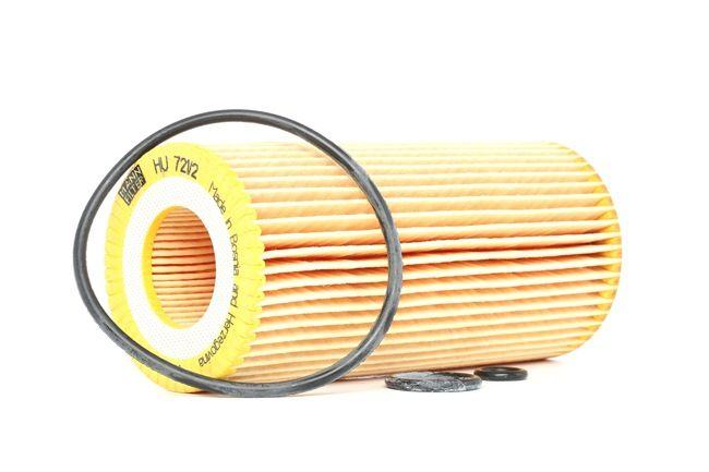 HU 721/2 x MANN-FILTER mit Dichtungen Innendurchmesser: 31mm, Ø: 64mm, Höhe: 135mm Ölfilter HU 721/2 x günstig kaufen