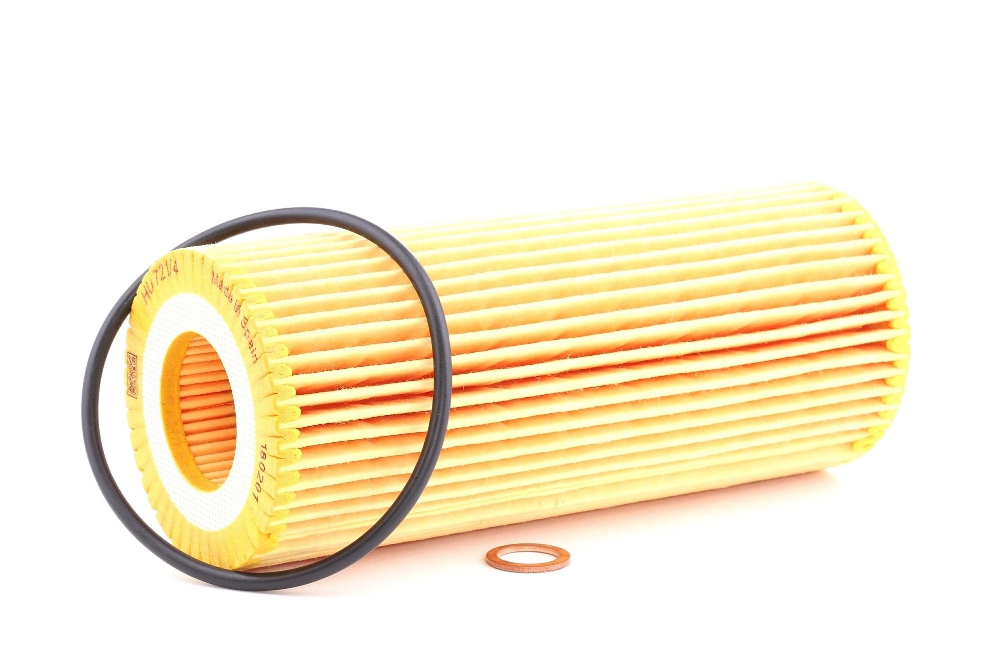 Alyvos filtras HU 721/4 x pirkti - 24/7