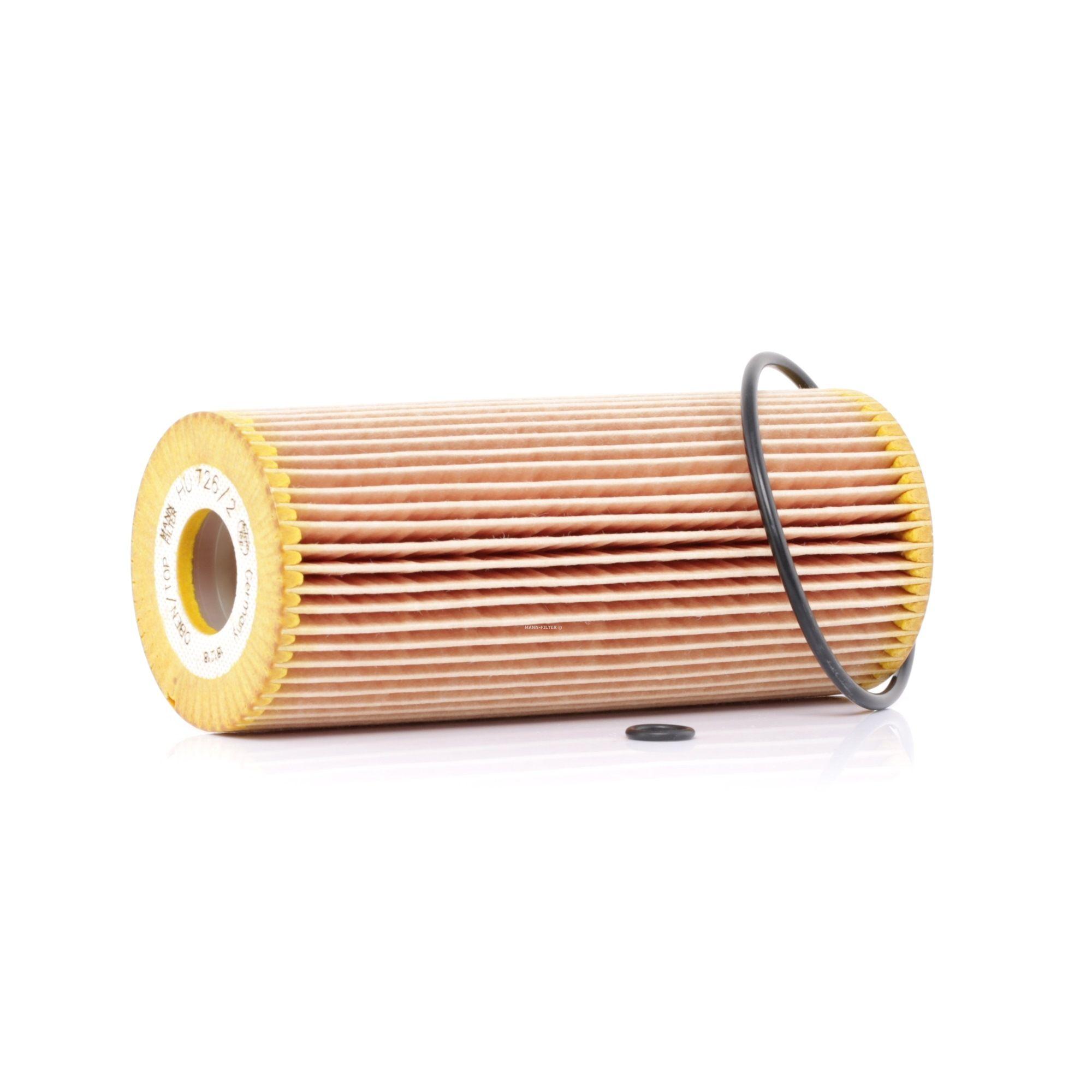 Eļļas filtrs HU 726/2 x par FORD zemas cenas - Iepirkties tagad!