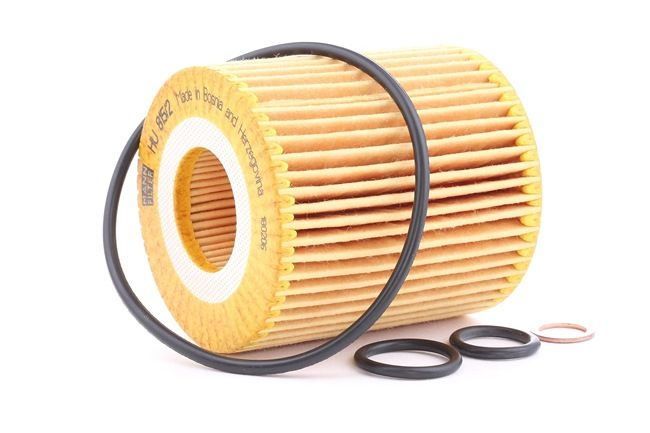 Oil Filter HU 815/2 x for BMW 3 (F30, F35, F80) — get your deal now!