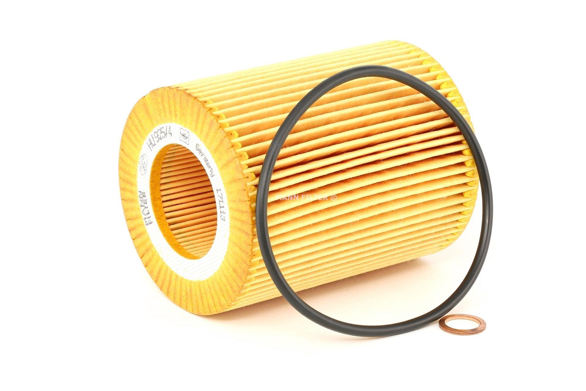 HU 925/4 x MANN-FILTER mit Dichtungen, Filtereinsatz Innendurchmesser: 42mm, Ø: 83mm, Höhe: 104mm Ölfilter HU 925/4 x günstig kaufen