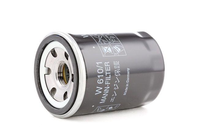 Filtru ulei W 610/1 pentru SUZUKI SWIFT la preț mic — cumpărați acum!