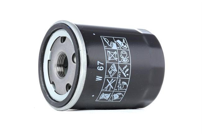 Oil Filter W 67 — current discounts on top quality OE 000 180 28 10 spare parts
