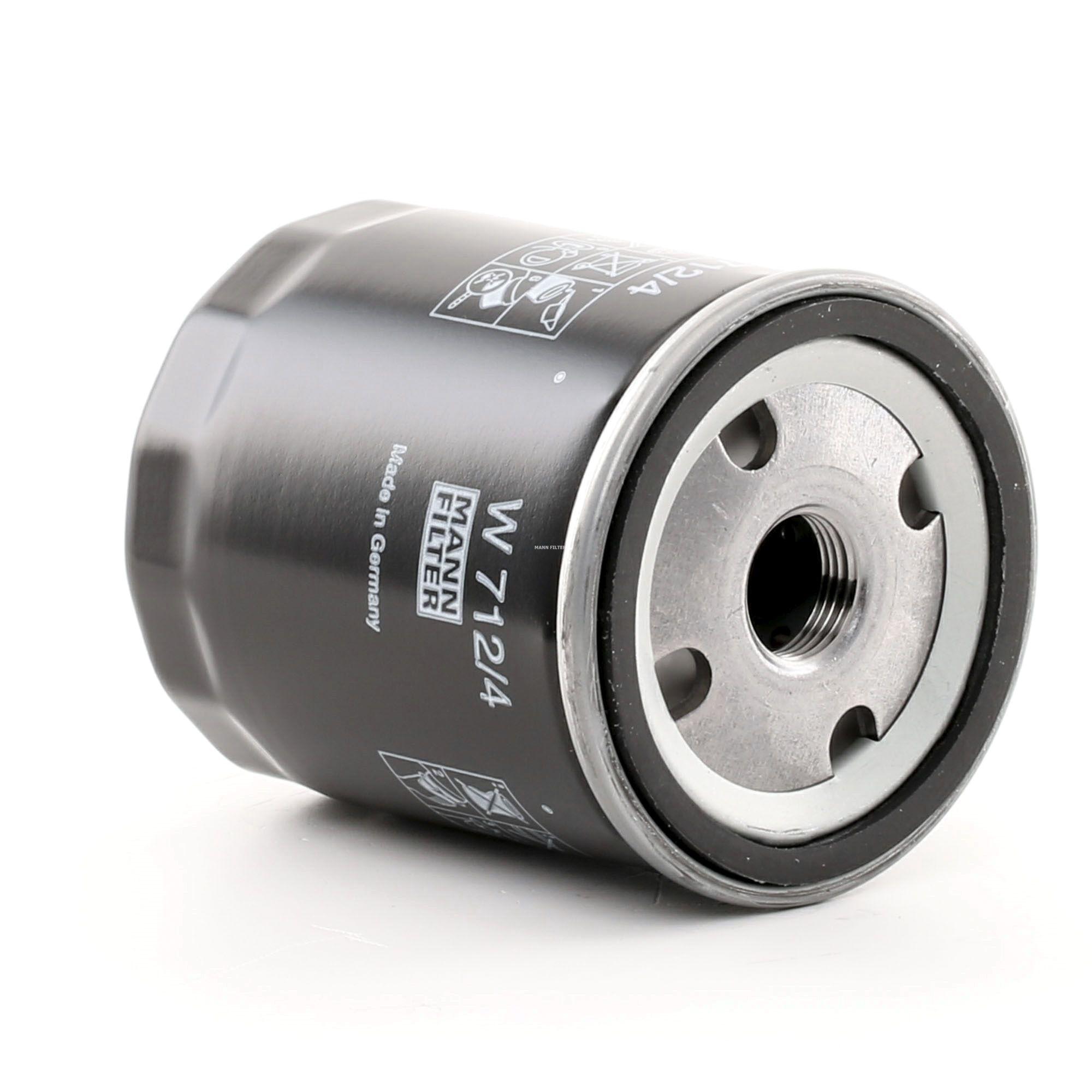 RENAULT LAGUNA Ersatzteile: Ölfilter W 712/4 > Niedrige Preise - Jetzt kaufen!