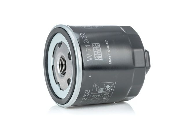 Oil Filter W 712/52 for VW VENTO at a discount — buy now!