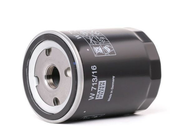 Oil Filter W 713/16 for ALFA ROMEO 6 at a discount — buy now!