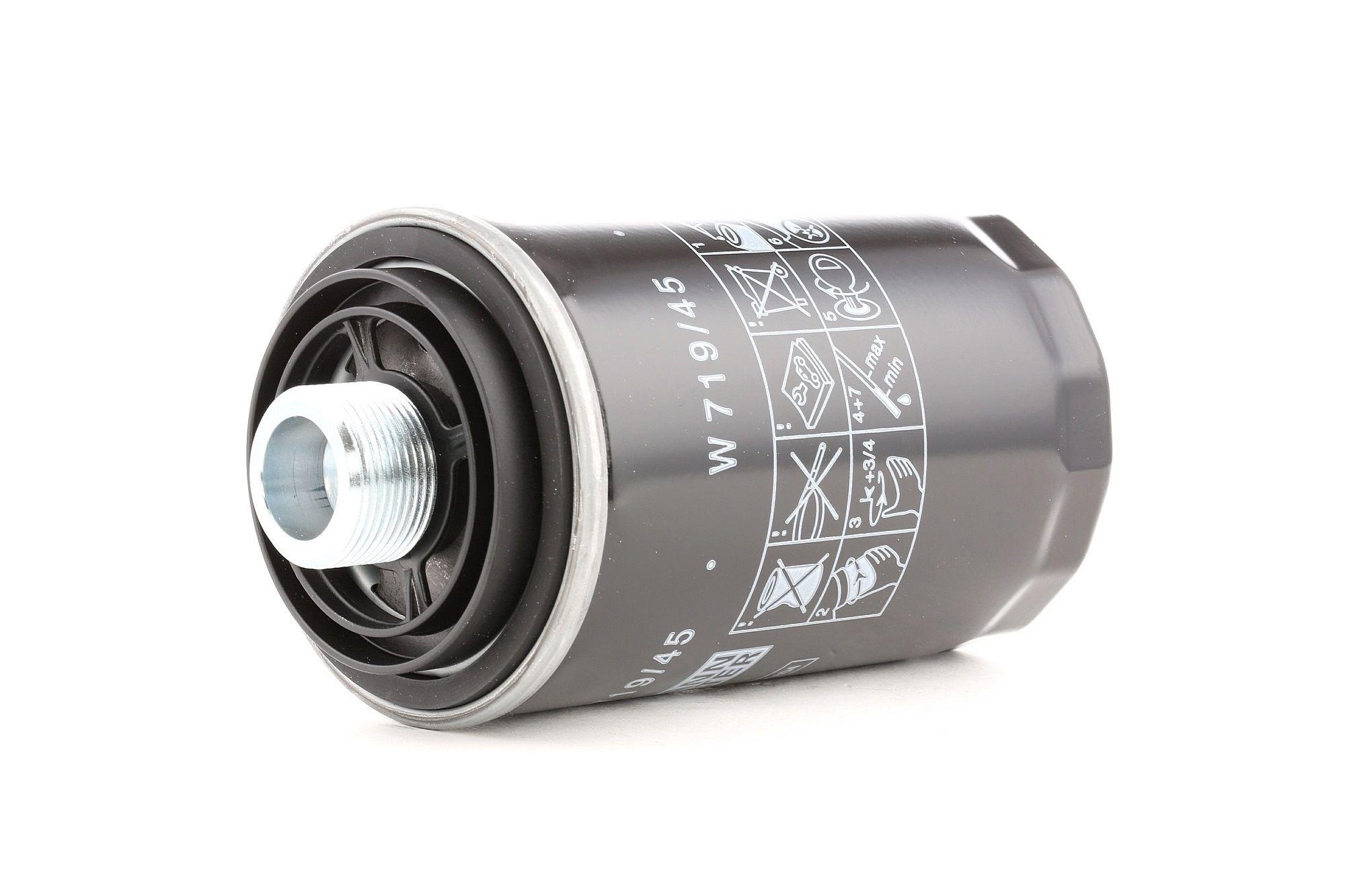 Original Alyvos filtras W 719/45 Volkswagen