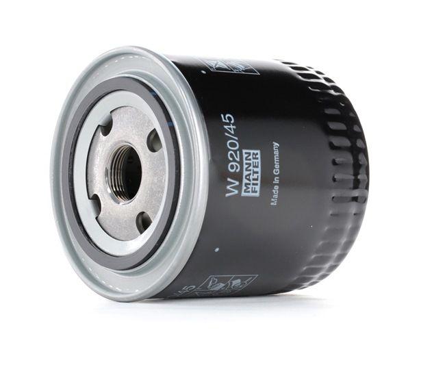 Ölfilter W 920/45 — aktuelle Top OE 6 636 968 Ersatzteile-Angebote