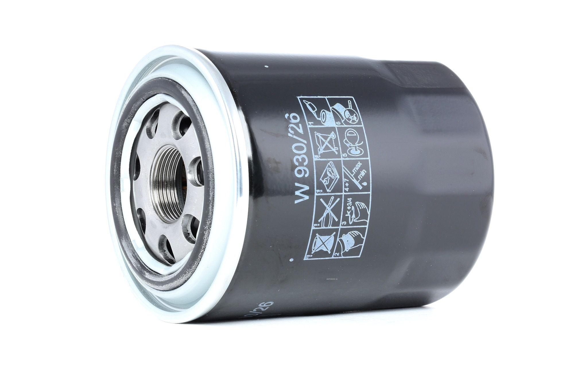 Original Alyvos filtras W 930/26 Kia