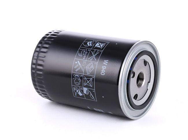 Поръчайте W 940 MANN-FILTER Маслен филтър сега