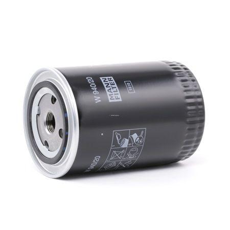 Olejový filter W 940/20 FIAT 135 v zľave – kupujte hneď!