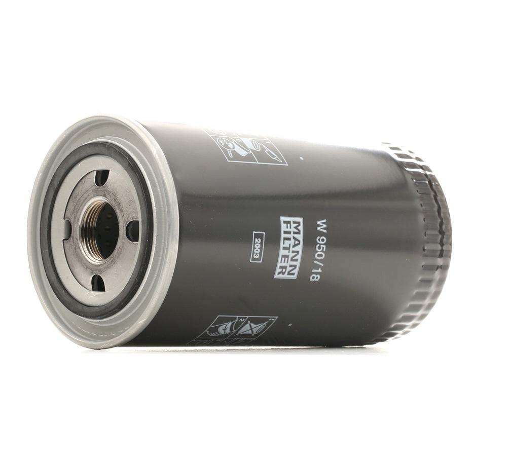 W 950/18 MANN-FILTER Ölfilter für DAF F 1000 jetzt kaufen