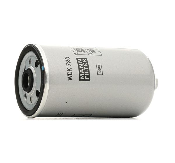 MANN-FILTER Fuel filter WDK 725