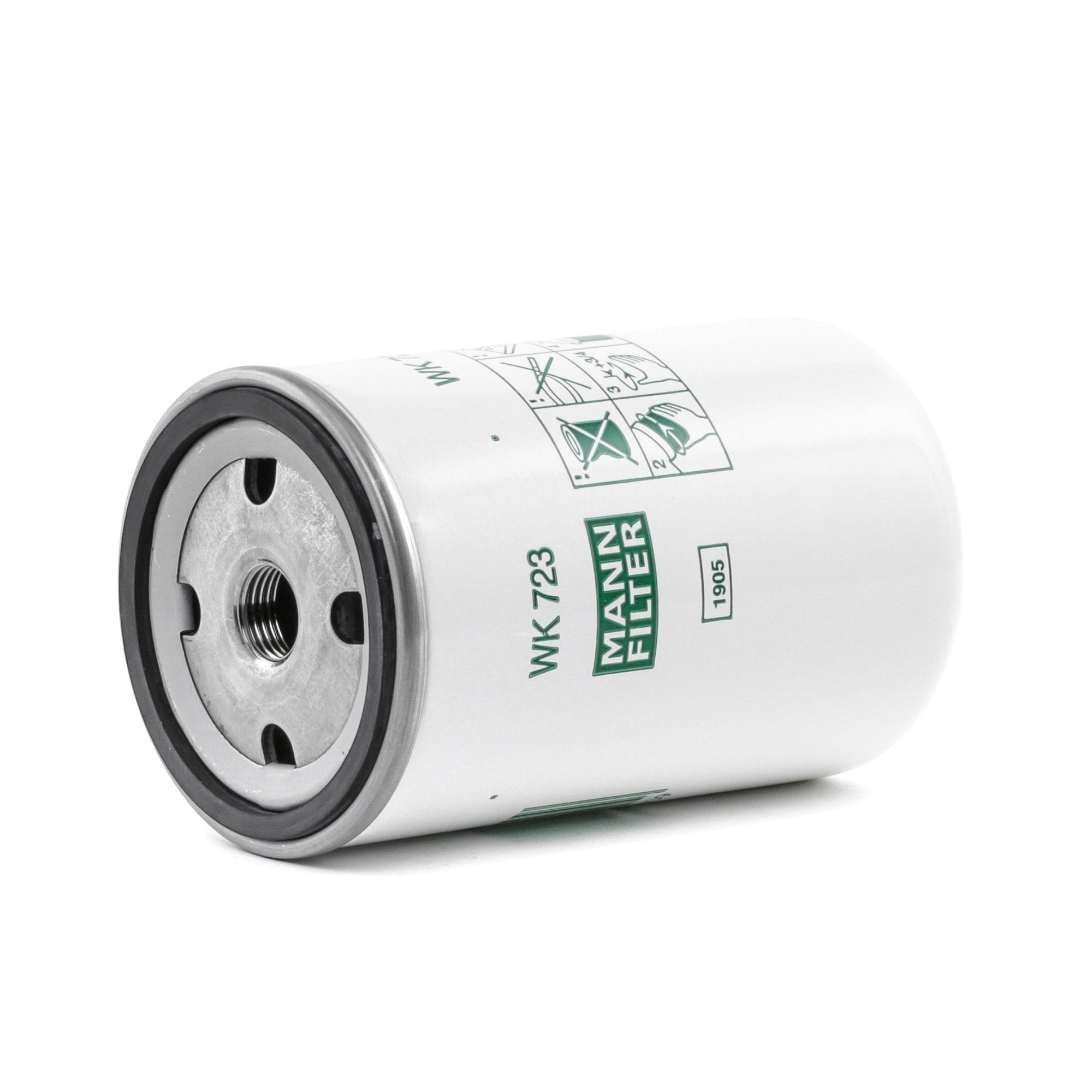 WK 723 MANN-FILTER Filtr paliwa do SCANIA 2 - series - kup teraz