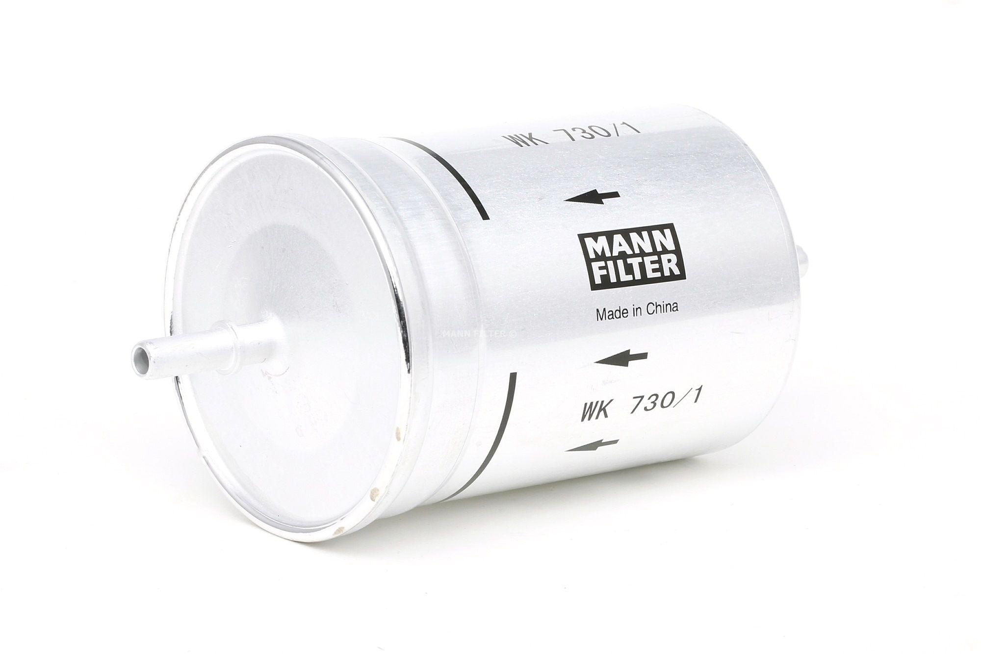 Palivový filtr WK 730/1 s vynikajícím poměrem mezi cenou a MANN-FILTER kvalitou