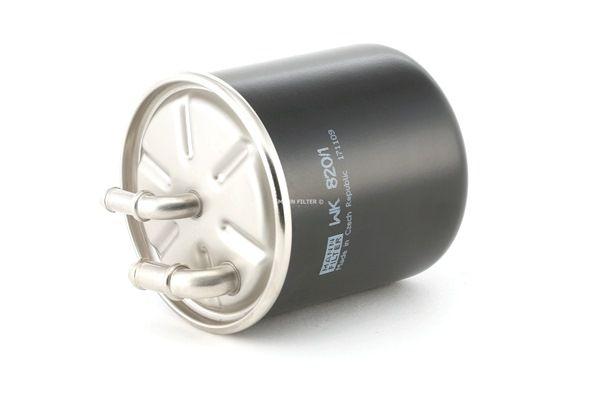 Kaufen Sie Kraftstofffilter WK 820/1 MERCEDES-BENZ SPRINTER zum Tiefstpreis!