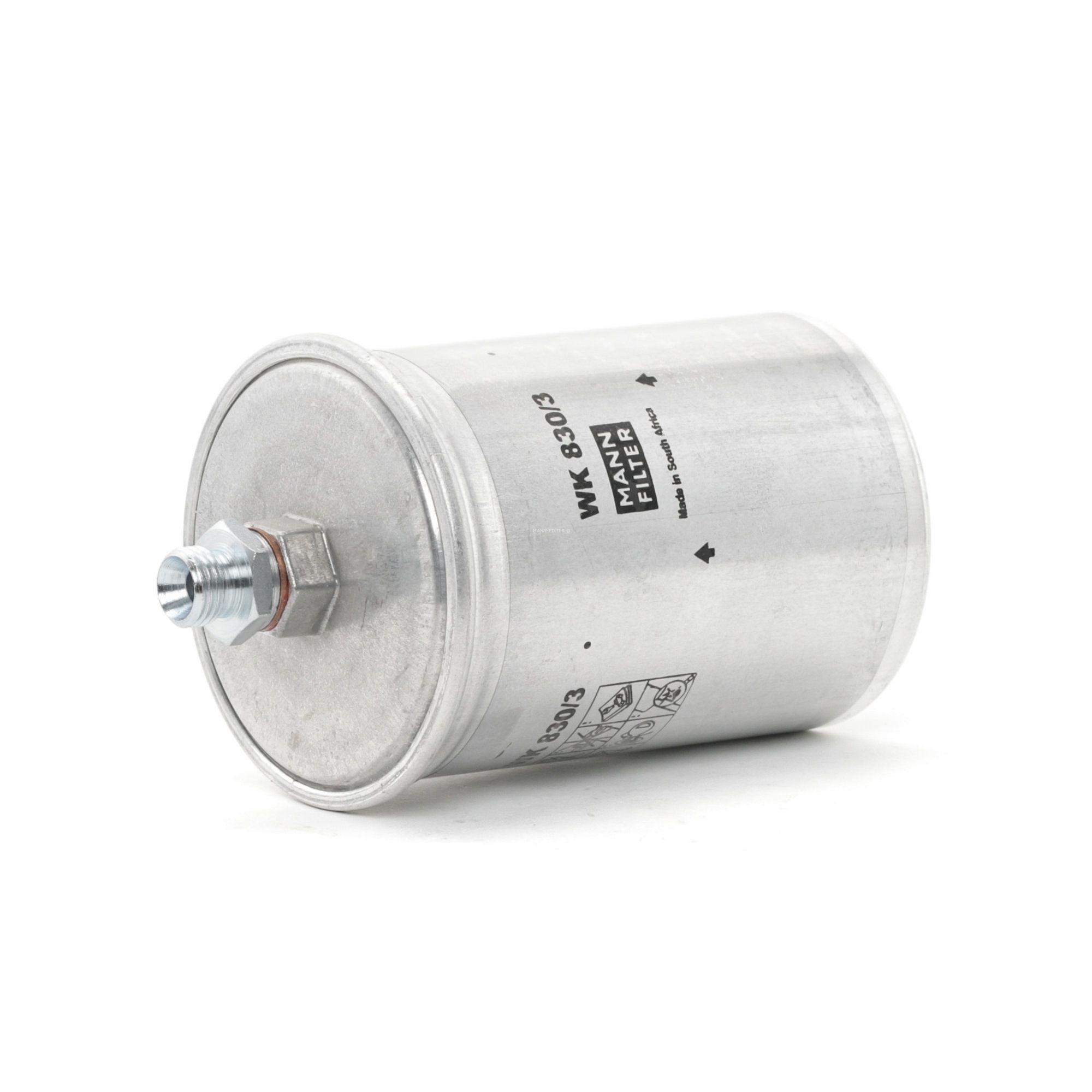 Kraftstofffilter WK 830/3 günstige Preise - Jetzt kaufen!