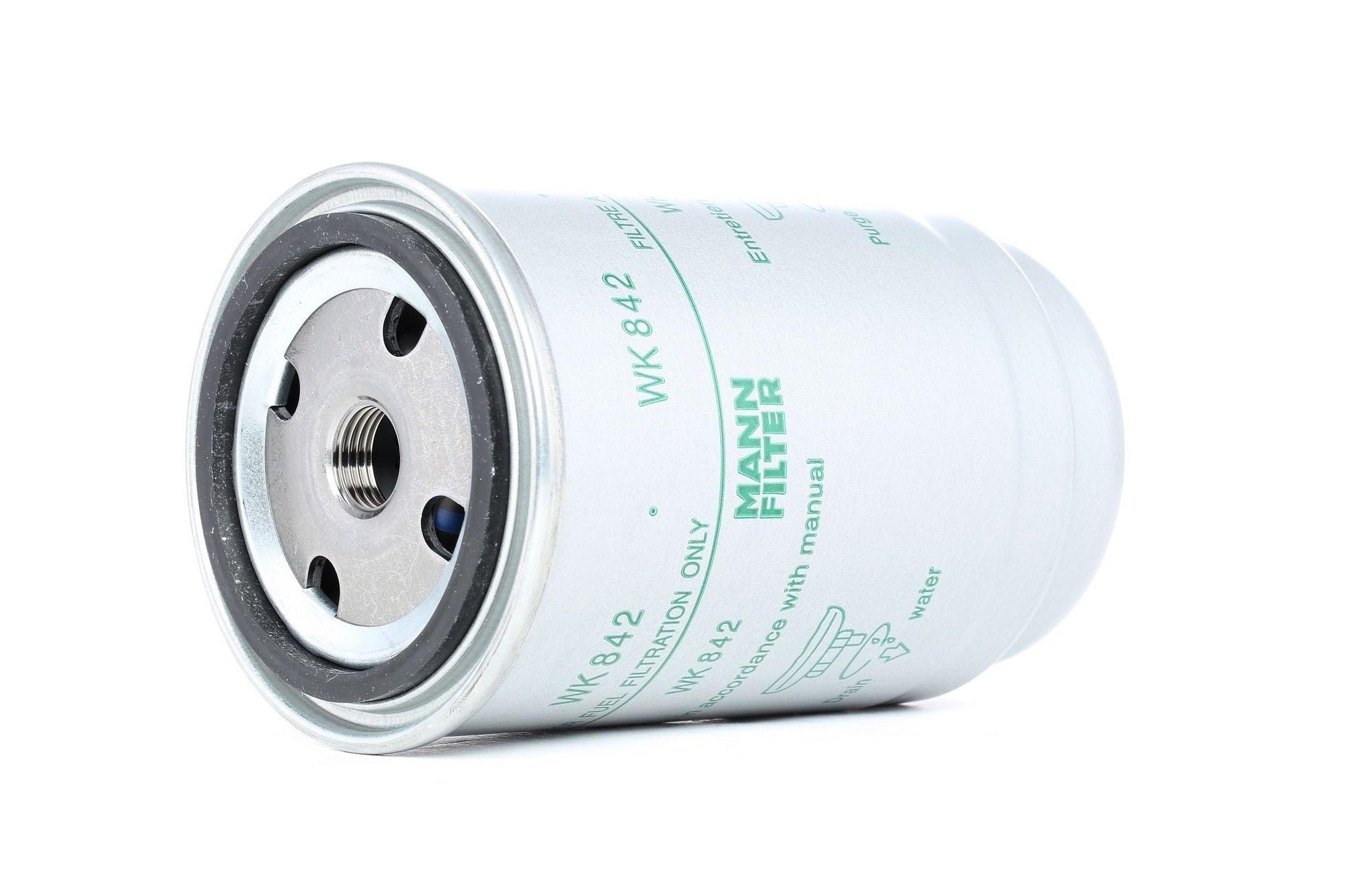 Filtru combustibil WK 842 pentru VOLVO prețuri joase - Cumpărați acum!