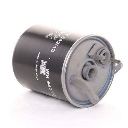 Bestil WK 842/13 MANN-FILTER Brændstof-filter nu