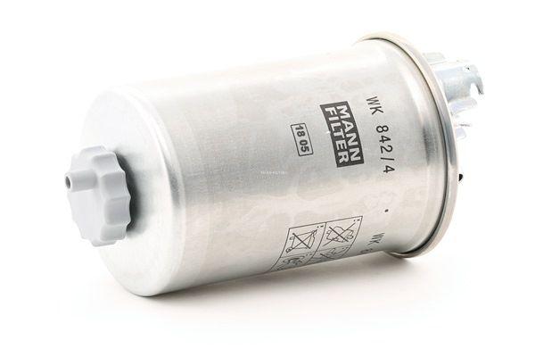 MANN-FILTER Fuel filter WK 842/4