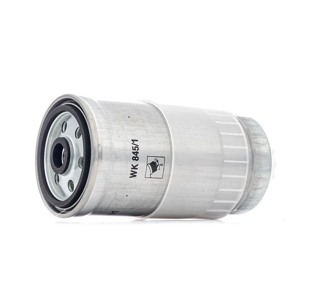 AUDI A4 2019 Dieselfilter - Original MANN-FILTER WK 845/1 Höhe: 187mm