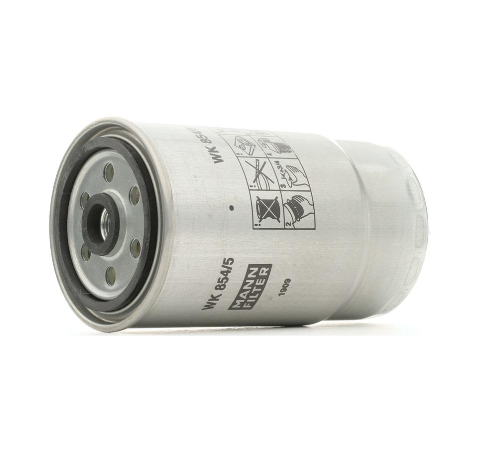 Acquistare ricambi originali MANN-FILTER Filtro carburante WK 854/5