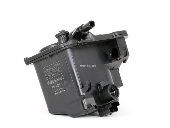Palivový filter WK 939/2 – nájdite, porovnajte ceny a ušetrite!