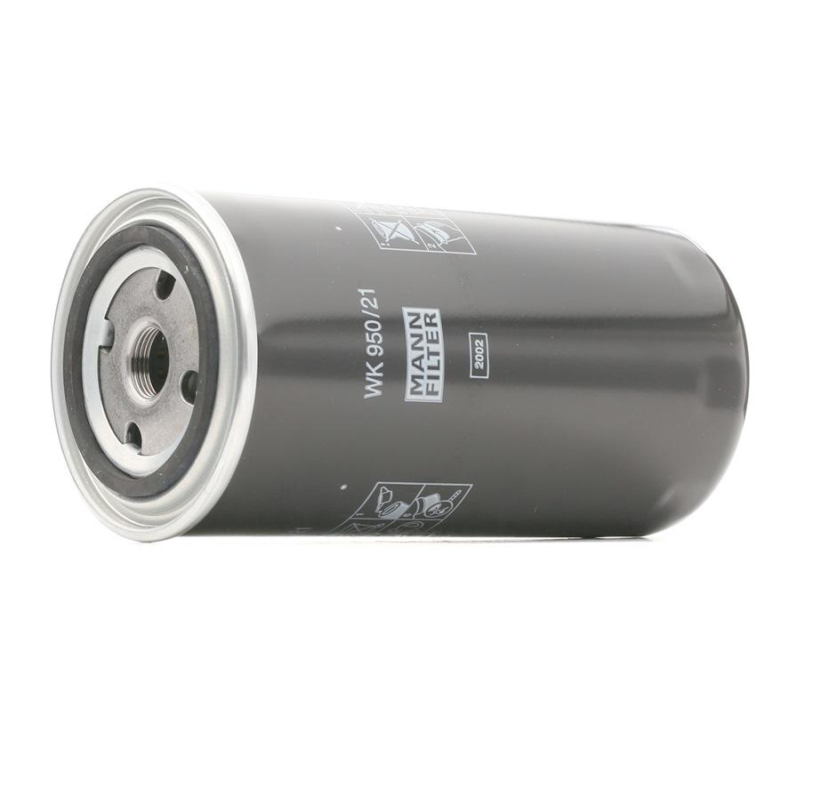 MANN-FILTER Filtro carburante WK 950/21 acquisti con uno sconto del 33%
