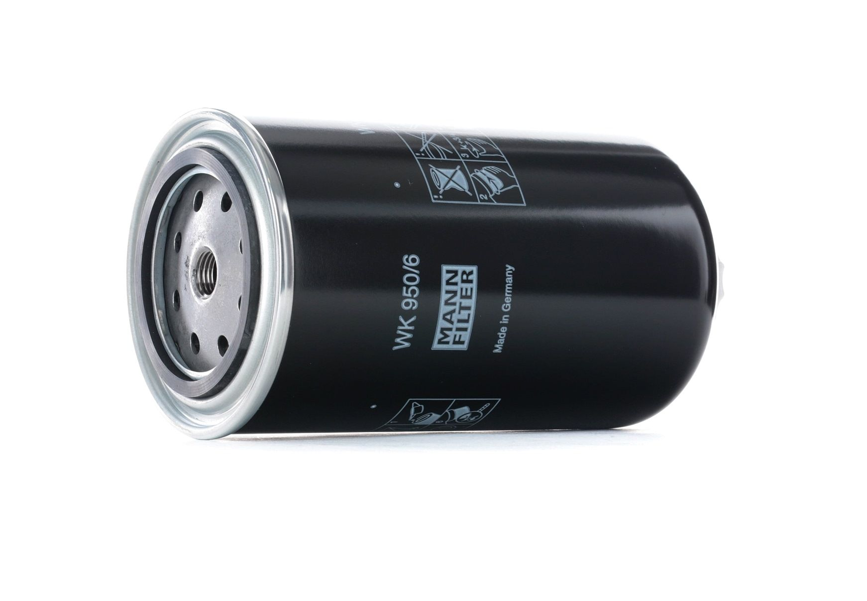 Original IVECO Spritfilter WK 950/6