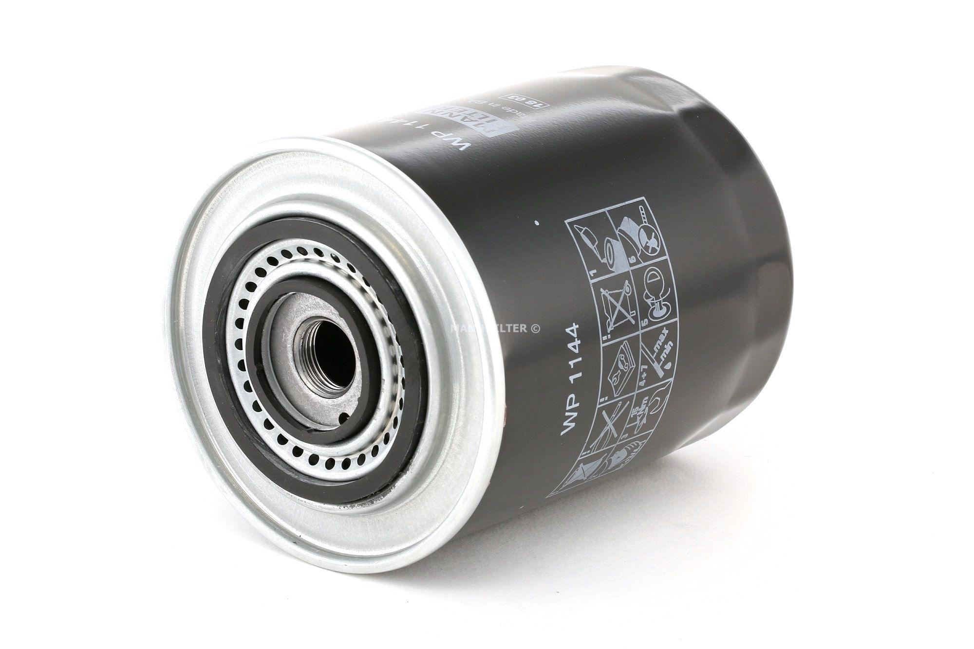 Oliefilter WP 1144 FIAT CROMA met een korting — koop nu!